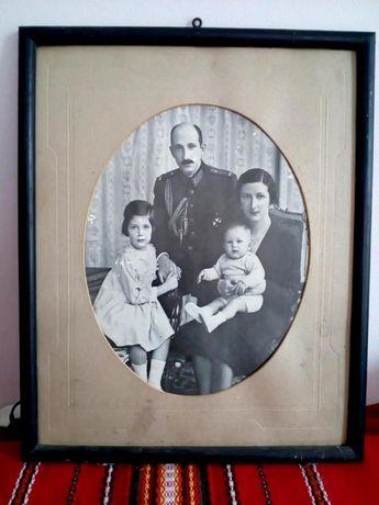 Голям Портрет на Царското Семейство!