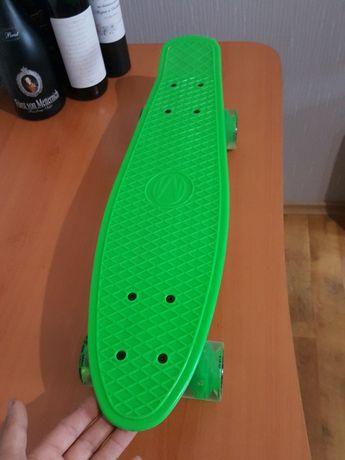 тротинетка скейтборд в 1 скейтборд Maronad Stick