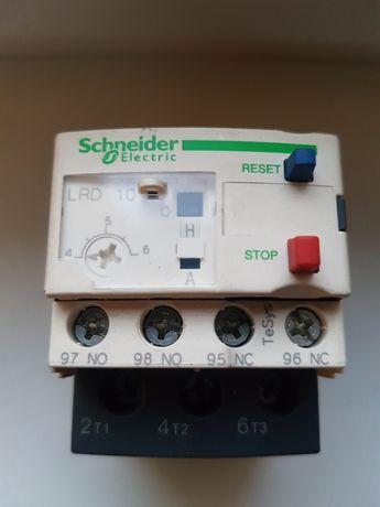 Releu suprasarcină termică motor tesys - 4..6 a - clasă 10a