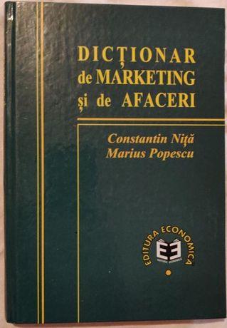Dictionar de Marketing si de Afaceri - Constantin Nita, Marius Popescu