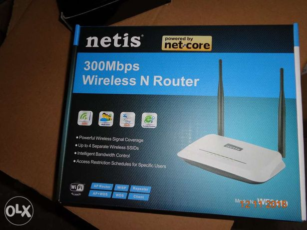 Router wireless Netis wf 2419 300 mb/s