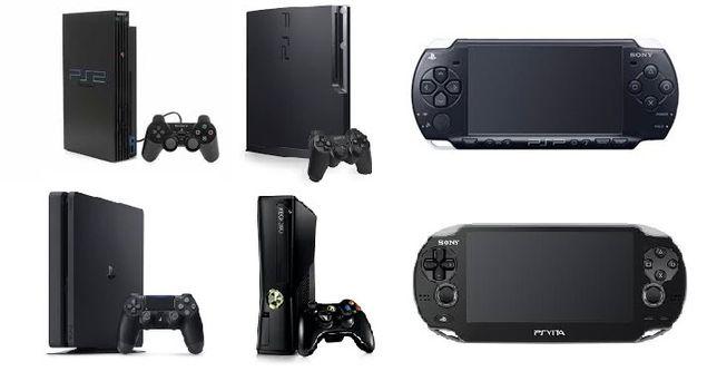 Modare decodare console Playstation PS2 PS3 PS4 PSP PS Vita, Xbox 360