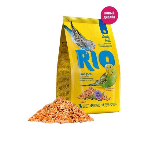 Rio Корм в Живом Мире