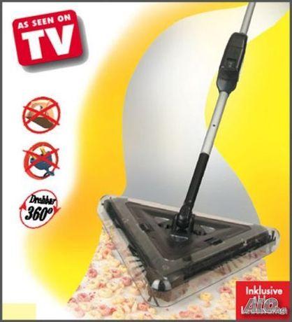 Twister Sweeper Електрическа метла-акумулаторна подочистачка