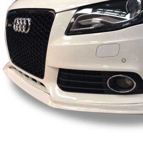 Audi A4 B8 Lip spoiler / лип спойлер за Ауди А4 Б8