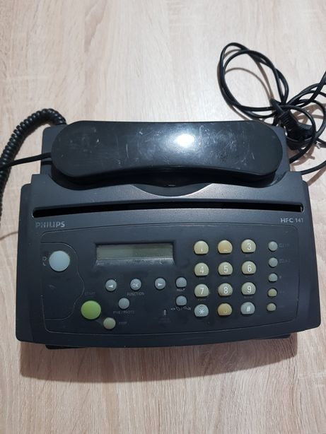 Telefon-Fax Philips model HFC 141