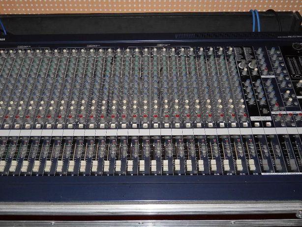 Mixer Yamaha MG32FX+case