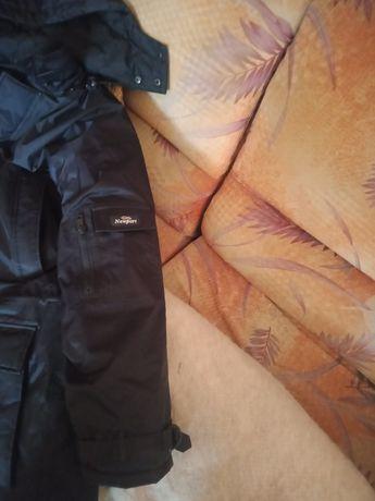 Европейская мужская куртка. Ветровлагозащитная