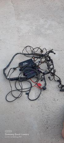 ГБО 4 поколения комп провода