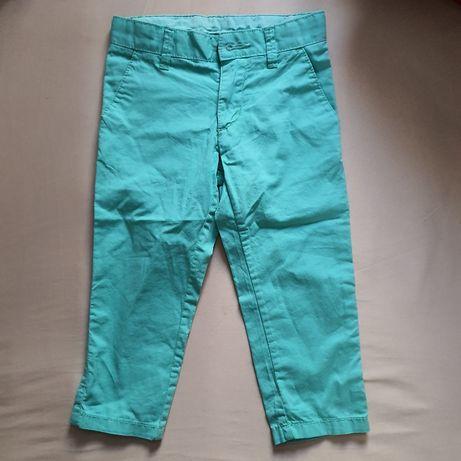 Pantaloni băieți 2 ani - verde