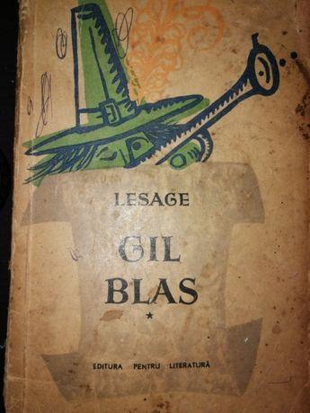 Istoria lui Gil Blas de Santillana
