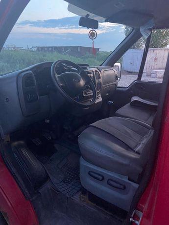 Машина форд транзит