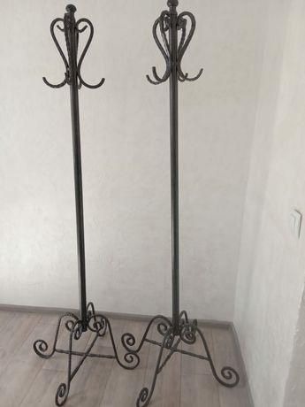 Вешалки кованые напольные 2 шт район Асыл Армана