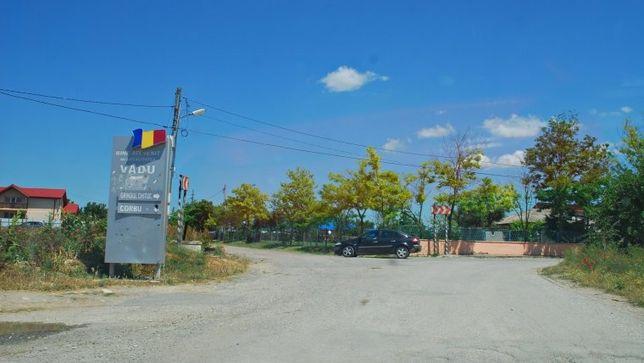 Teren in zona Vadu
