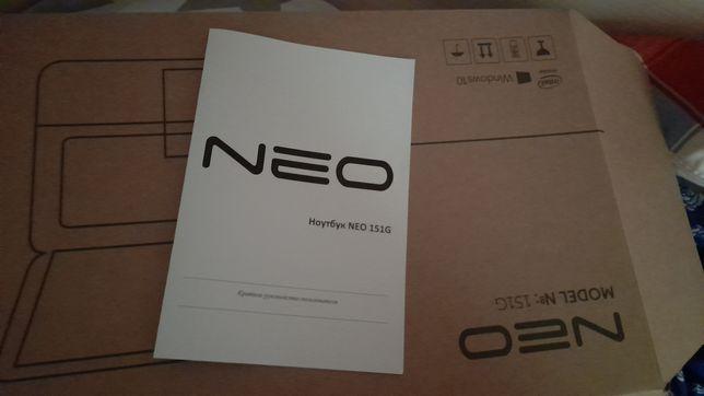 Продом  NEO новый  ноутбук  купила 150000тг  27.апреля продам 100000тг