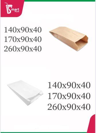 Упаковка для донера, сэндвича, фри