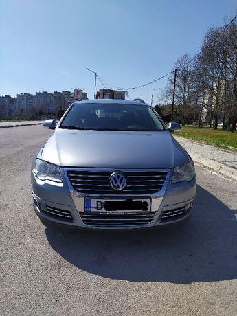 Продавам VW PASSAT B6 2.0 TDI