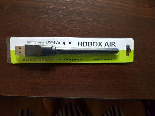 Беспроводный Wi-Fi адаптер Hdbox