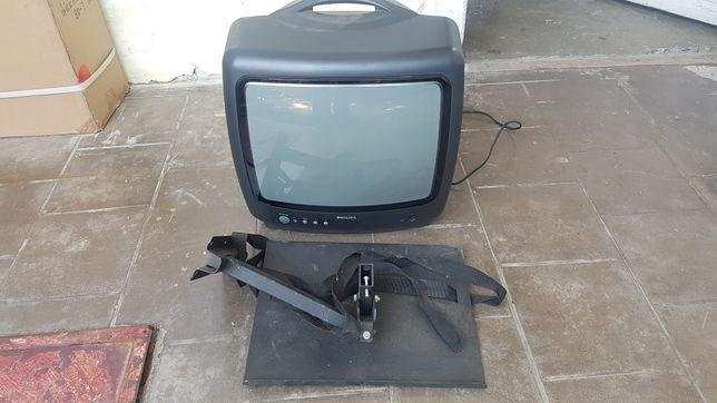 "Tv televizor Sport Philips 14""cu suport"