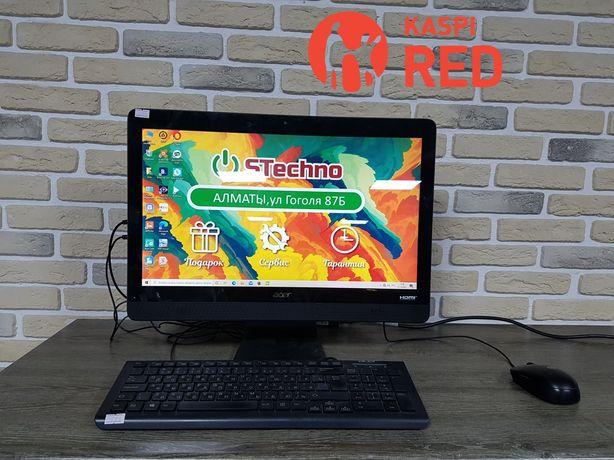 Моноблок Acer Aspire ОЗУ 4GB Гарантия Год!Клавиатура мышь!