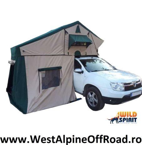 Cort auto plafon CU ANEXA - WILD SPIRIT FAMILY 160 X 220 CM