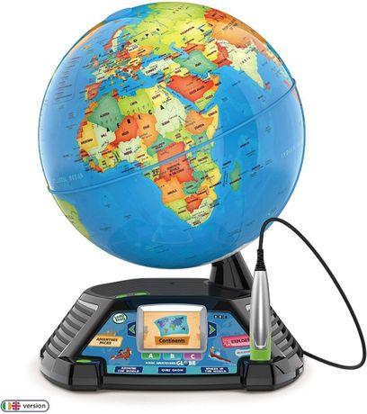 """Глобус Магически Интерактивен Приключенски с 2.7"""" LCD Екран 5+ч. Видео"""