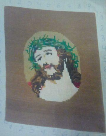 Гоблен Исус с венеца