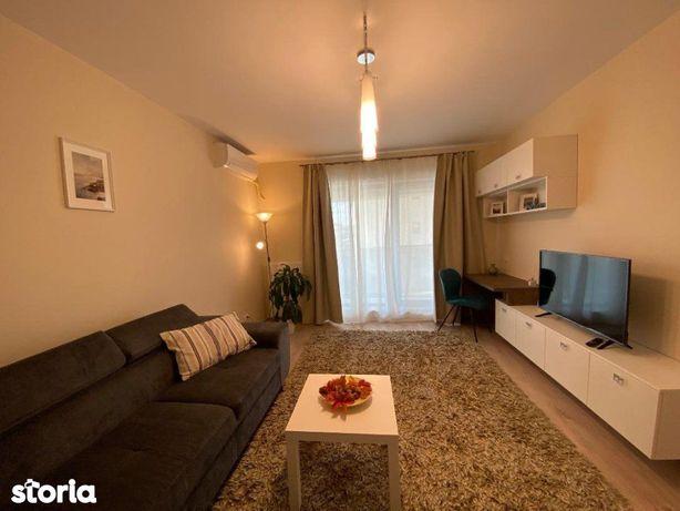 Apartament 2 camere 450 euro Plaza Residence/Lujerului