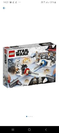 "Sigilat LEGO STARWARS 75239 ""Atacul generatorului Action Battle Both """