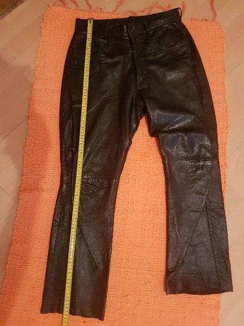 Pantaloni piele dama,cu geaca +rucsac