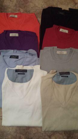 ЛИКВИДАЦИЯ-продавам мъжки пуловери на ZARA