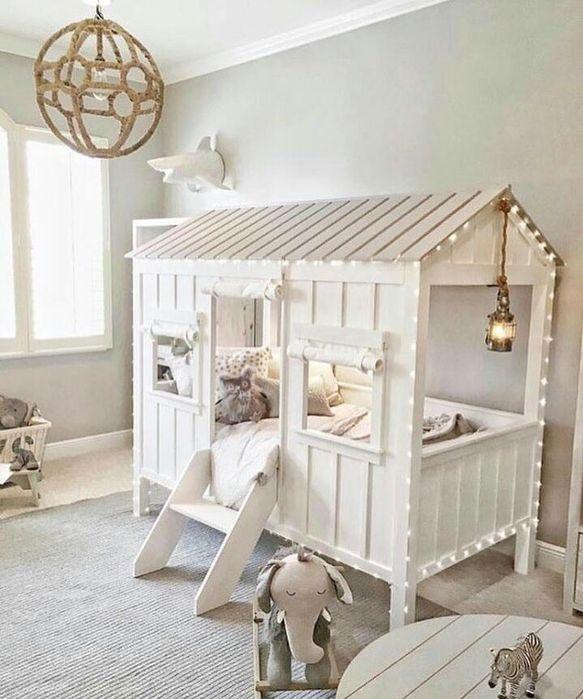 Детская кровать-домик Алматы - изображение 1