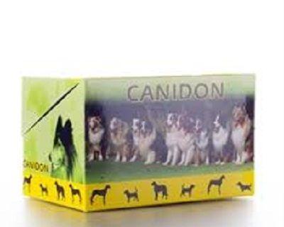 Канидон за обезпаразитяване на кучета - 50 бр.