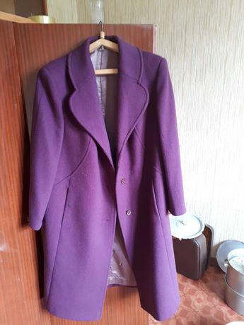 пальто женское размер 54 красивое!!