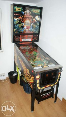Flipper Pinball - Big Guns - Joc Distractiv, Game Room.