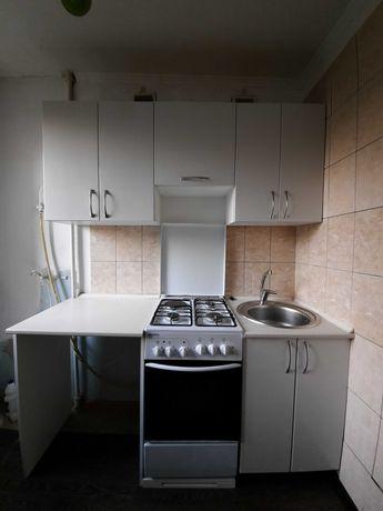 Кухонный гарнитур белый мдф