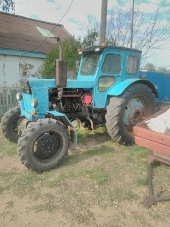 Продам трактор т-40 на полном ходу