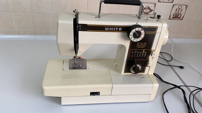 Американская швейная машинка