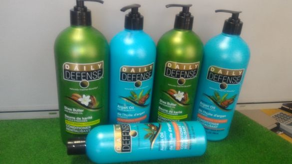 Продавам балсами за коса Daily Defense