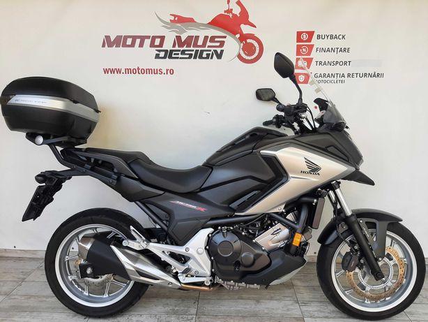 MotoMus vinde Motocicleta Honda NC750X ABS 54CP - Superba - H03859
