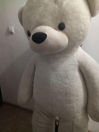 Мягкая игрушка- Белый медведь