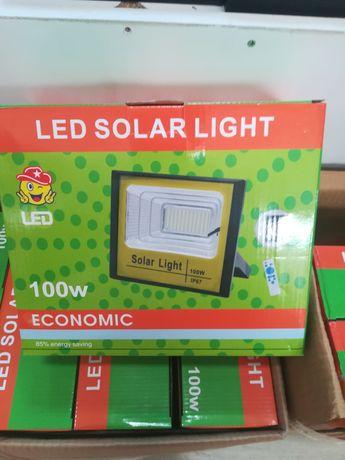 Panouri solare cu telecomanda