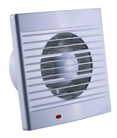 бытовой приточно-вытяжной вентилятор  SOLO 100S (кухни, ванны,туалета)