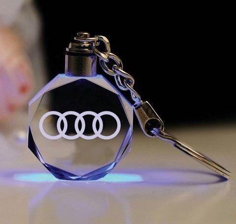 Ключодържатели за автомобил с LED светлина