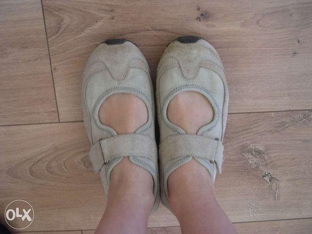 Pantofi Columbia din piele, nr.37