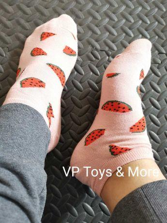 Весели плодови чорапи