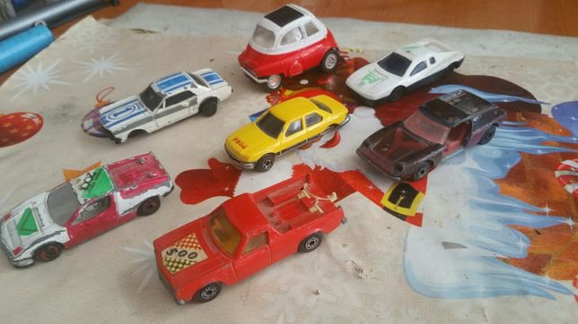 Mașinuțe fier