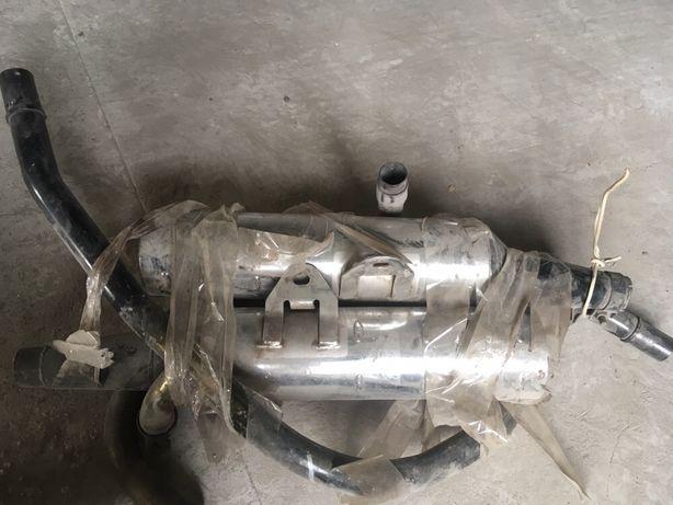 Продам заводской глушитель Kawasaki GPZ 500S