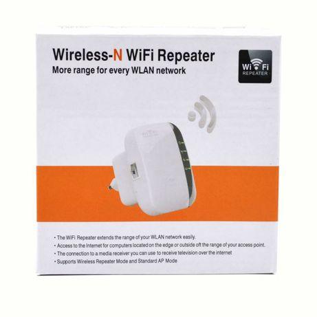 WiFi репитер - усилитель существующей сети вай фай