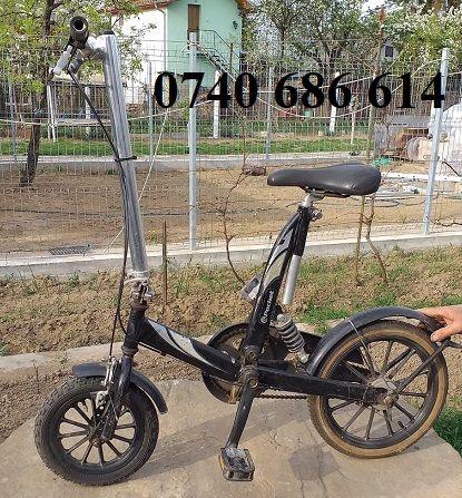 Bicicleta copii marca Poket, rabatabila, perfecta stare, germania